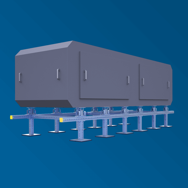 Roof mounted systems